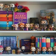 Happy National Book Lovers Day!! - great photo from @paperbackpatronus.  What book do you LOVE  (HP for me obviously )