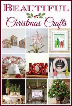 Beautiful Christmas Crafts