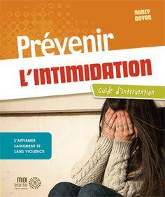 LIVRE / Guide d'intervention pour apprendre aux jeunes à s'affirmer sainement et sans violence