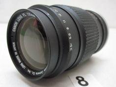 L1664GC CANON FL 135mm F3.5 ジャンク_画像1