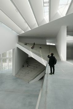 Minsheng Contemporary Art Museum, Beijing, China / Studio Pei-Zhu - 谷德设计网