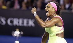 Serena Williams beats Maria Sharapova to claim sixth Australian Open