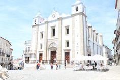 Santo Antão church, Évora