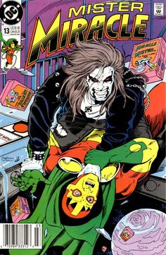 Mr. Miracle dc comics - Google Search