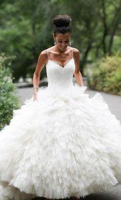 Monique Lhuillier Meringue Skirt &amp- Corset- $1-500 Size: 2 - Used ...
