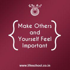 @NarendraGoidani #LifeCoach #InspirationalQuotes #Important #LifeSchool