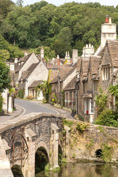 The pretty village of Castle Combe in the Cotswolds, England | Top 10 holiday destinations – the best places to go on holiday in September (Condé Nast Traveller)