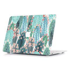 Macbook Case - Summer Cute Cactus