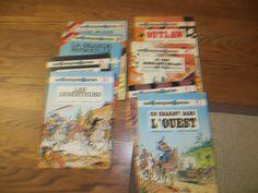 Les tuniques Bleu DUPUIS No 1 2 3 4 5 6 9 10 Comic Books VINTAGE Francais