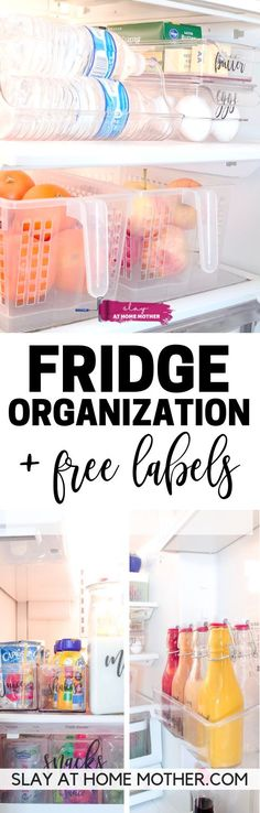 Cleaning Hacks, DIY Projects, And Organization for moms on a budget. Healthy Fridge, Clean Fridge, Fridge Organization, Organization Hacks, Organizing Tips, Cleaning Checklist, Cleaning Hacks, Clean Bedroom, Kitchen Sale