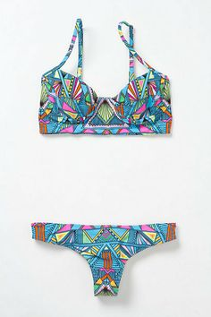 Mara Hoffman... Would love this fabric in a tankini