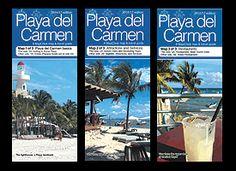 New Playa del Carmen map