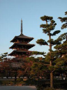 Horyu-ji, o templo proibido - Japão