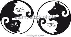 Yin Yang Vectors Stock Photos & Yin Yang Vectors Stock Images - Alamy