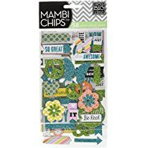 Me & My Big Ideas Chipboard Value Pack-You Are Awesome