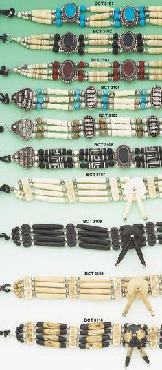 Bone Choker Native American Symbols, Native American Crafts, Native American History, Native American Indians, Native Beadwork, Native American Beadwork, Native American Jewelry, Bone Jewelry, Leather Jewelry