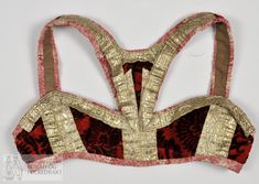Folklore, Vest, Popular, Bra, Embroidery, Clothes, Fashion, Norway, Brassiere