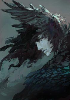 [Suspiria's Flight by ImaginaryMassacre.deviantart.com on @DeviantArt]