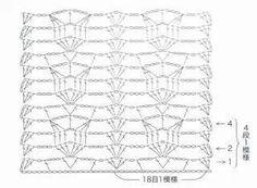 Grafico bufanda gris