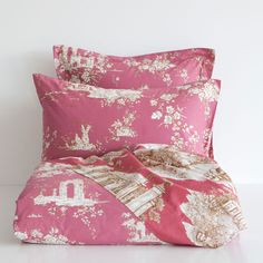 RASPBERRY LANDSCAPE BEDDING - Bedding - Bedroom | Zara Home United States