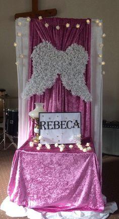 Baby Rebeca - #dedication