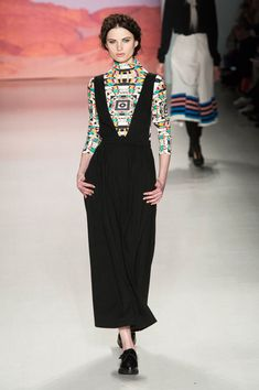 Mara Hoffman at New York Fashion Week Fall 2015 - Runway Photos