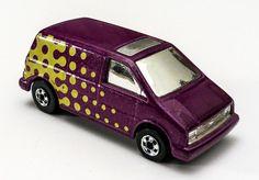 Hot+Wheels+1991++Ford+Aerostar+by+RenesansWheels+on+Etsy,+$10.00