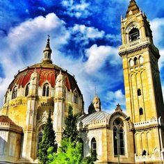Madrid, Spain - Iglesia San Manuel y San Benito