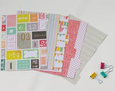 $22  Filofax Planner Dividers - A5 Size - Set of 6 Laminated