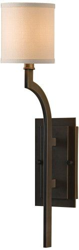 Amazon.com: Murray Feiss WB1470 Stelle 1 Light Wall Sconce, Oil Rubbed Bronze: Home Improvement $94