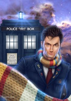 Doctor Who Challenge Day #1-Who is your favorite doctor? I sincerely hope that this is the hardest one. I went with tennant in the end, but it was really hard to choose.