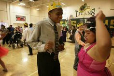 A prom just for teens with special needs: love it!