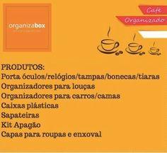 Estaremos lá com nossa linha de produtos organizadores e VANTAGENS EXCLUSIVAS PARA PARCERIAS COM POs!    Café organizado  Dia 27 de agosto de 2016  das 14h às 18hs.    Palestras - Expositores - Sorteio de Brindes - Bate-papo e Networking - Delicioso Café    #cafeorganizadosp #cafeorganizado #organização #organizabox #personalorganizer #professionalorganizer #profissionaldeorganizacao #personalorganizerbrasil #chegadebagunça #facilitaodiaadia #maistempo #qualidadedevida #homeorganizer #souPO…
