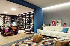 #decoração  Gosta de ler? Confira 8 ideias de ambientes de leitura que foram apresentados no Casa Cor e inspire-se: http://bbel.me/1oxSaM9.