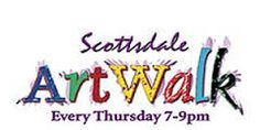 Artwalk the line in Scottsdale and enjoy the works of local artists.  http://scottsdalegalleries.com/about/scottsdale-artwalk/