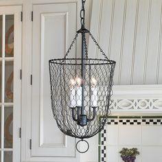 kitchen? Hanging Lanterns - Shades of Light