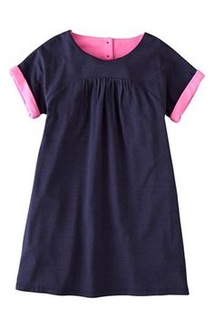 Mini Boden 'Everyday' Jersey Dress (Little Girls & Big Girls) | Nordstrom