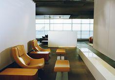 Lufthansa First Class Terminal FRA