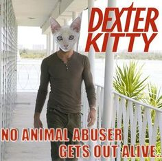 Animal abusers suck.