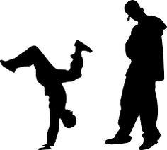 Dessin de danseuse hip hop recherche google arts plastiques - Coloriage hip hop ...