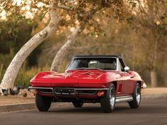 1967 Chevrolet Corvette Sting Ray 327/350 Convertible