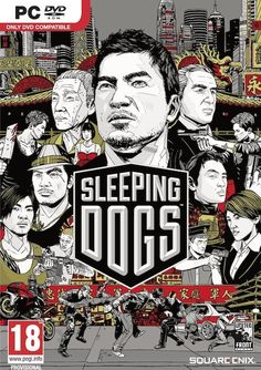 Sleeping Dogs is an open-world action-adventure game developed by United Front Games and published by Square Enix for the PlayStation Xbox 360 and PC in August, Originally a reboot of the True Crime series that was cancelled by Activision Bl Dota 2, Sleeping Dogs Game, Overwatch, Games Gratis, Free Games, Microsoft, Hong Kong, Cartoon Network, Nintendo