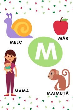 Planșe cu literele alfabetului – GOGU Educational Activities, 4 Kids, Logos, School, Fun, Tudor, Montessori, Motorcycles, Alphabet