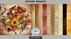 Autumn bouquet by Graphic Creations