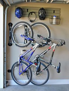 Steadyrack vertical bike storage rack – Revel Garage Store