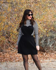 Edgy Work Outfits, Pin Up Outfits, Fashion Outfits, Dark Fashion, Retro Fashion, Autumn Fashion, Vintage Fashion, Valentine's Day Outfit, Outfit Of The Day