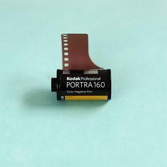 Kodak Portra 160 35mm Film 36 Exposures