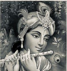 Radha Krishna Love, Radhe Krishna, Lord Krishna, Pencil Shading Techniques, Charcoal Paint, Indian Artwork, Krishna Painting, Krishna Images, Turbans