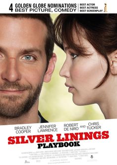 Silver Linings Playbook (2012) - So good!!! :)