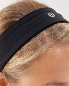 Lulu Lemon headband- these are the best, they dont slip!